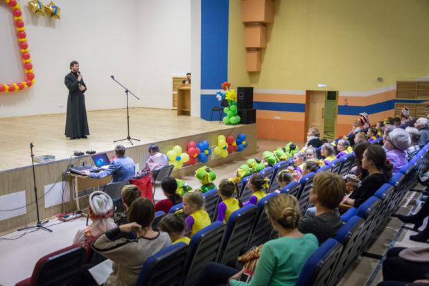 Состоялся благотворительный концерт в пользу строительства храма в с. Италмас